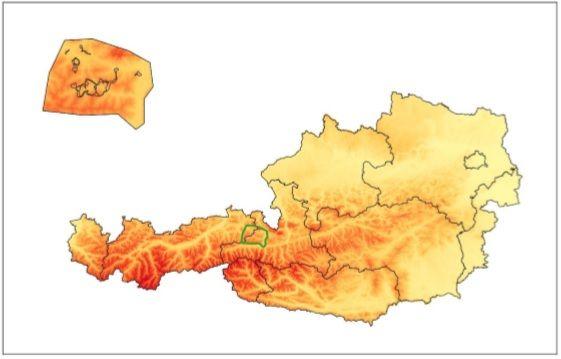 Studie: Effekte künstlicher Beschneiung  auf den Strahlungshaushalt von Saalbach