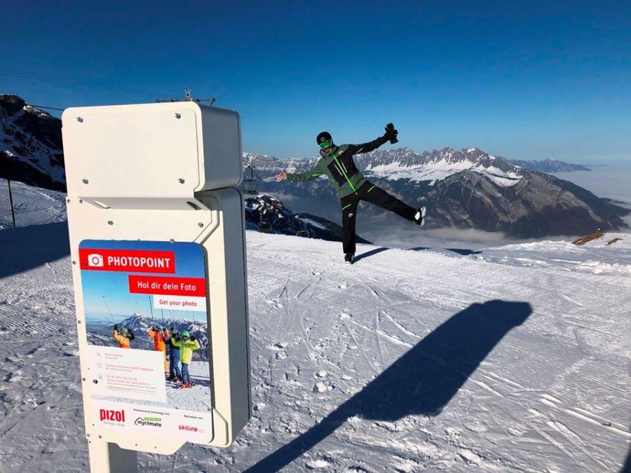 Alturos: Pizol vereint Skiline Entertainment und Klimaschutz