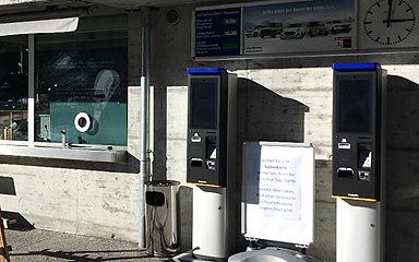 Pricenow AG / Vals: Vollständiger Verzicht auf Kassenpersonal