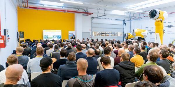Innovationsneuheiten beim TechnoAlpin Sales Meeting 2020