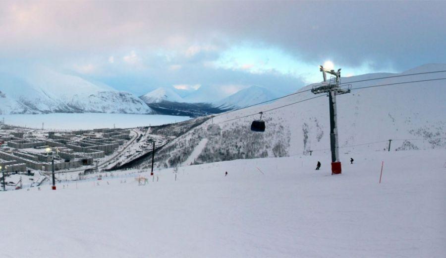 Axess Ski Resort Management in Russland