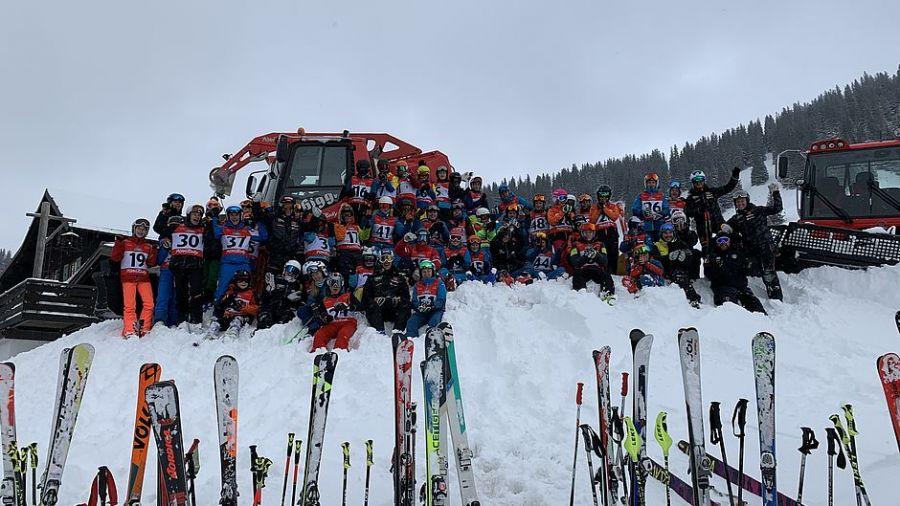 Pistenbully Skicrosscamp begeistert die Kids