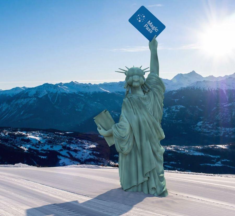 Solidaritätsfond Magic Pass unterstützt Gebiete mit Schneemangel