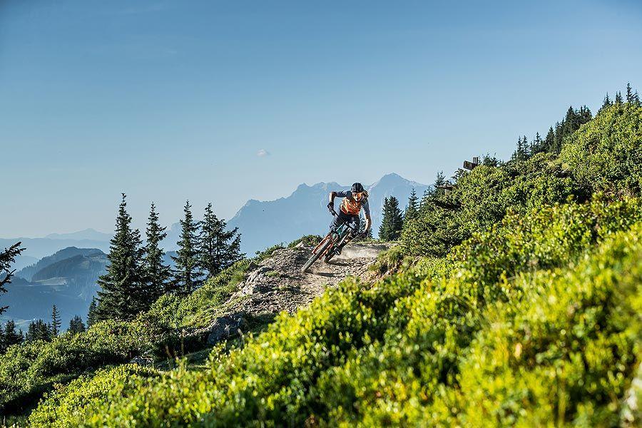 Saalbach Hinterglemm, Saalfelden Leogang und Fieberbrunn verbünden sich zu Österreichs größter Bike-Region!