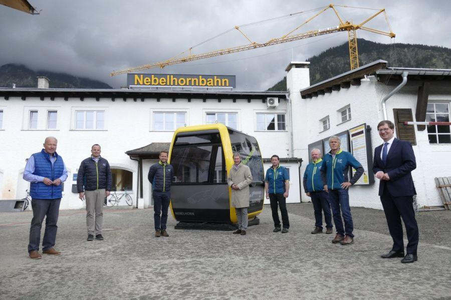 Die neue Ära für das Nebelhorn hat begonnen