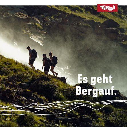 Neue Kampagne der Tirol Werbung setzt auf Aufbruchstimmung