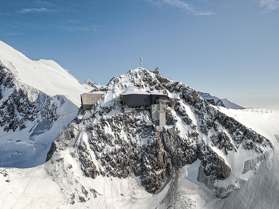 Leitner/Zermatt: Die Vision der Alpenüberquerung nimmt Gestalt an