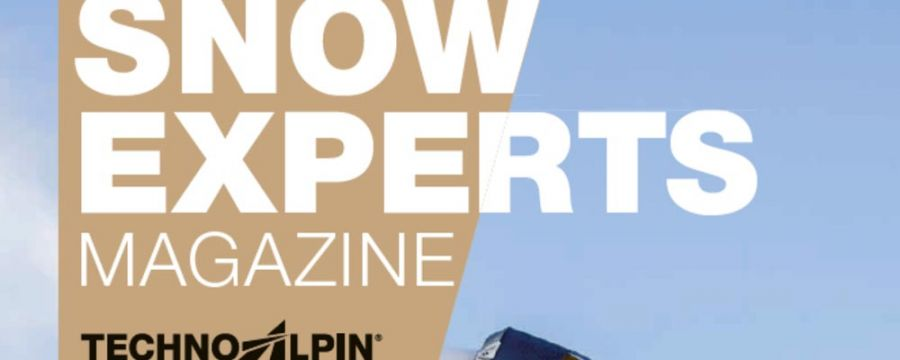 TechnoAlpin: Das neue SnowExperts Magazine in der Sonderedition!