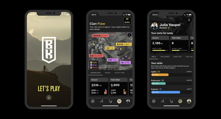 Neue Bike Kingdom App: Lenzerheide setzt Meilenstein in Sachen Tourismus-Digitalisierung