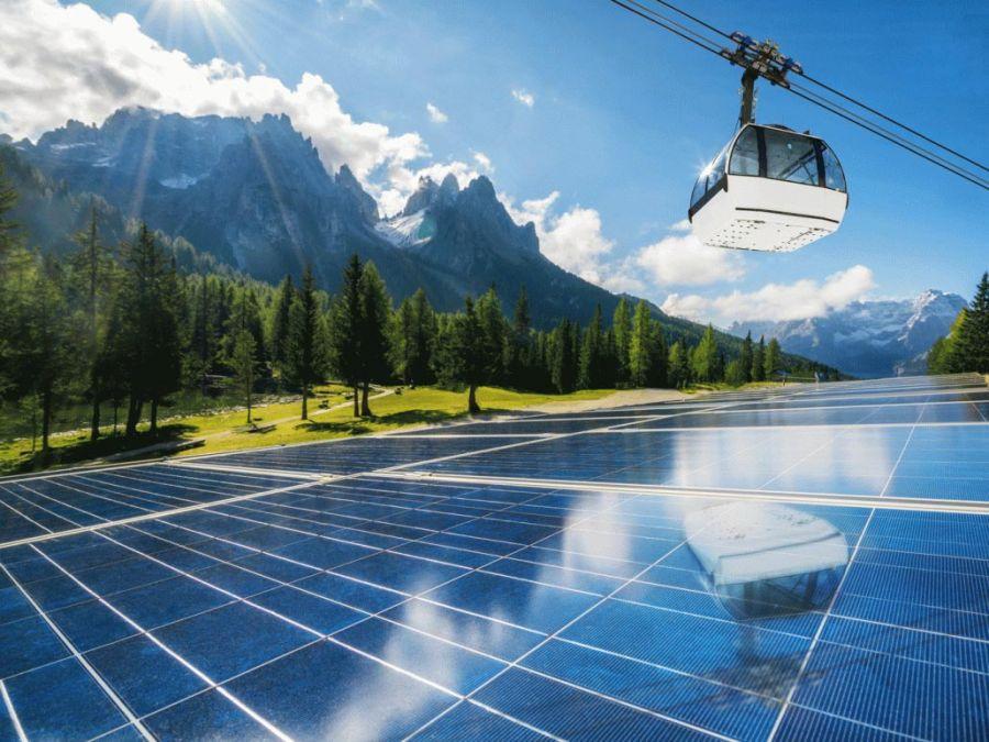 Kann der Wintertourismus energieeffizient gestaltet werden?