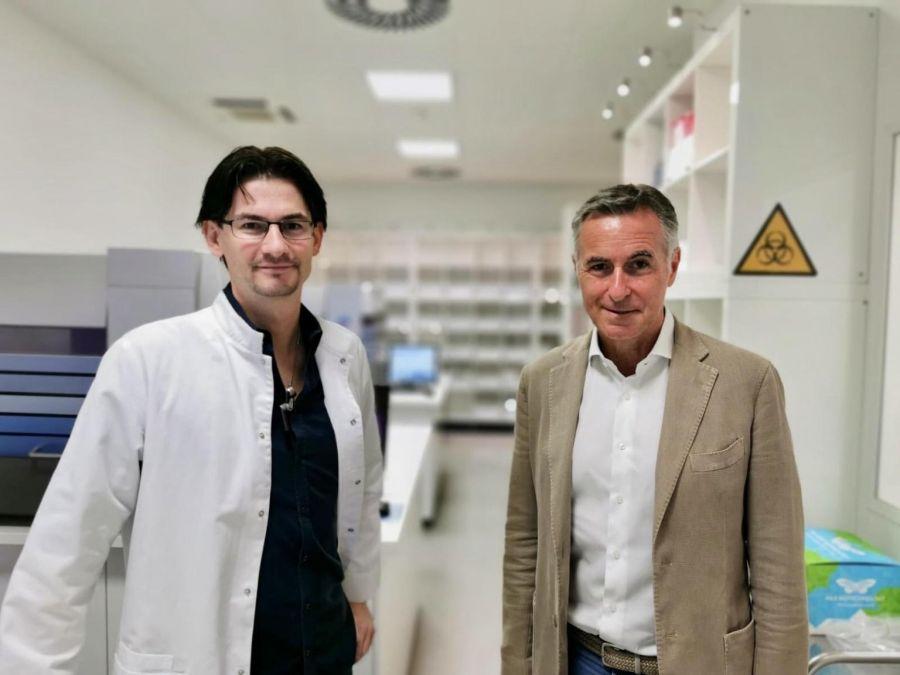 SKIDATA entwickelt in Kooperation mit Novogenia GmbH ein Corona Screening-Konzept
