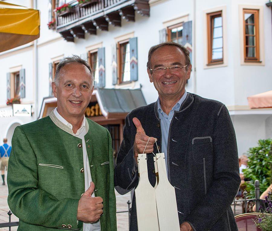 Wolfgang Egger übernimmt Vorsitz der SEM-Gruppe