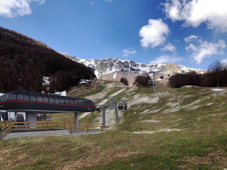 Leitner: Größtes Skigebiet Zentralitaliens hält an Ausbaustrategie fest