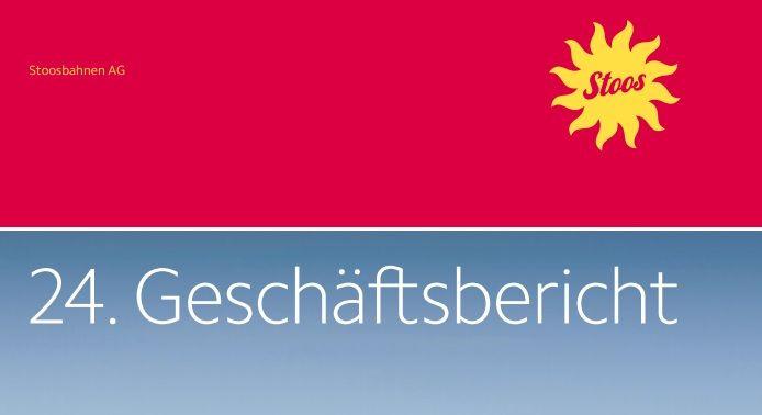 Stoosbahnen AG: Geschäftsbericht 2019/20