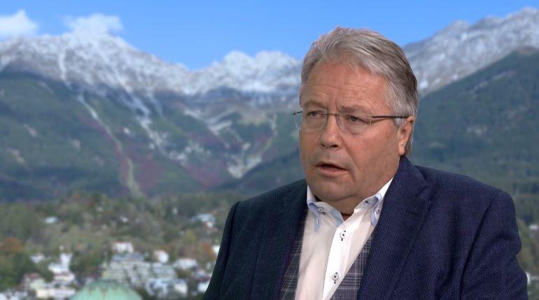 Stefan Kröll im Gespräch mit Franz Hörl