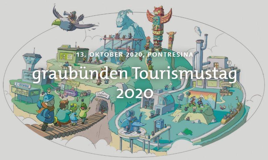 Graubünden Tourismustag mit Perspektiven für die neue Zeit