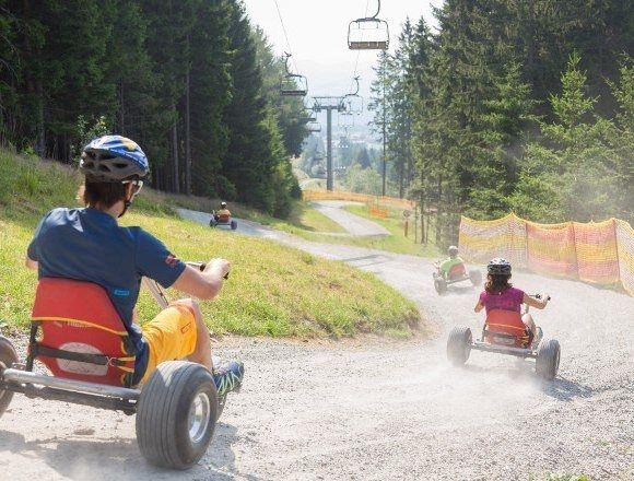 Positive Sommer-Zwischenbilanz für die Erlebnisalm Mönichkirchen