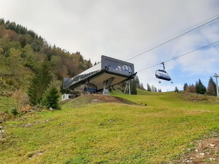 Doppelmayr: Die D-Line setzt als Familienbahn neue Massstäbe in Wildhaus