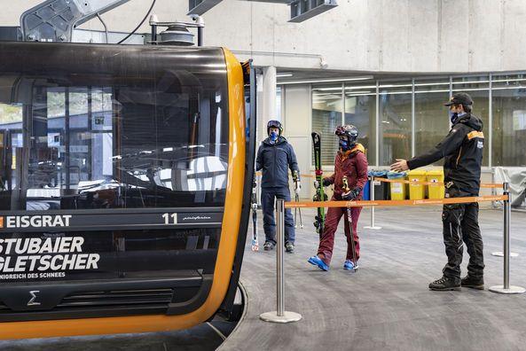 Tirol: Maßnahmen für einen sicheren Wintertourismus
