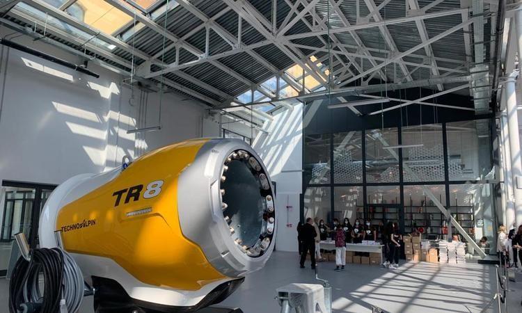 "TechnoAlpin TR8 Finalist beim Design Award ""Compasso D'Oro"""