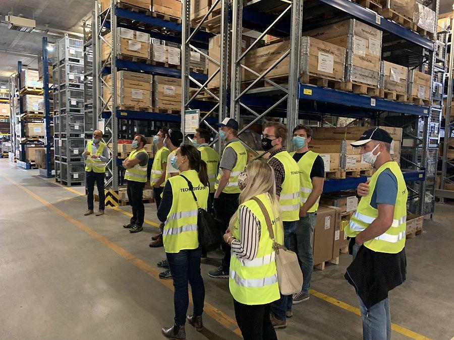 Hochschullehrgang für Seilbahnen: Erstmals eine Woche Lehre & Exkursion im Südtirol