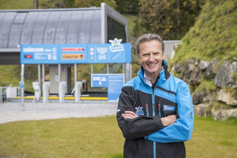 Neuer Geschäftsführer bei den Hochkönig Bergbahnen
