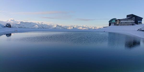 TechnoAlpin: Neue Beschneiungsanlage sorgt für Schneesicherheit auf Torrent