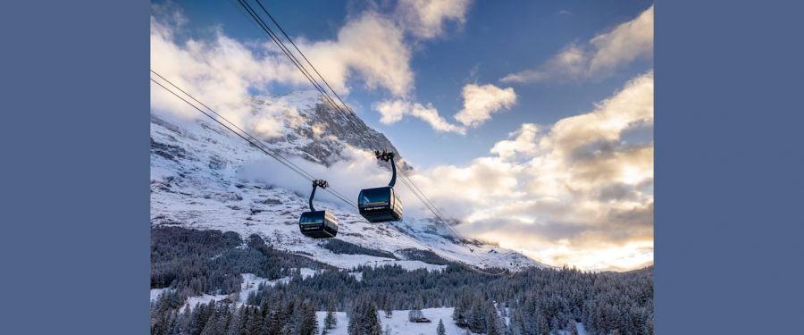 Jungfraubahn-Gruppe verzeichnet Rückgang bei Gästezahlen