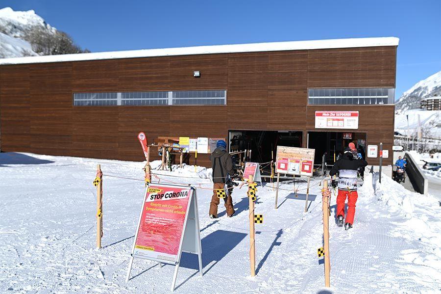 Graubünden: Voraussetzungen für Betrieb der Skigebiete weiterhin gegeben