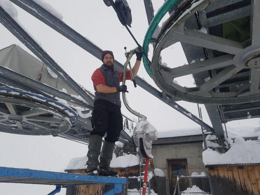 Neuer Leiter Betrieb und Technik bei der Niesenbahn AG