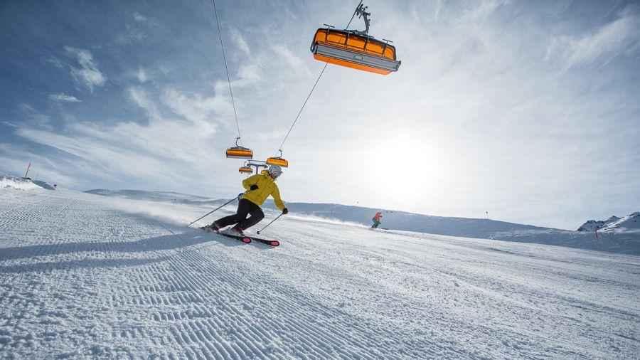 Vorarlberger Bergbahnen bleiben weiter geöffnet