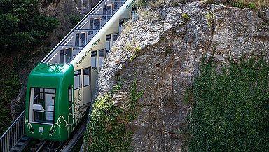 LEITNER modernisiert Standseilbahn am Montserrat in Katalonien