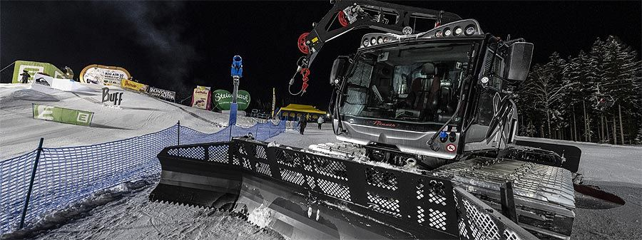 Prinoth: FIS Big Air Weltcupauftakt