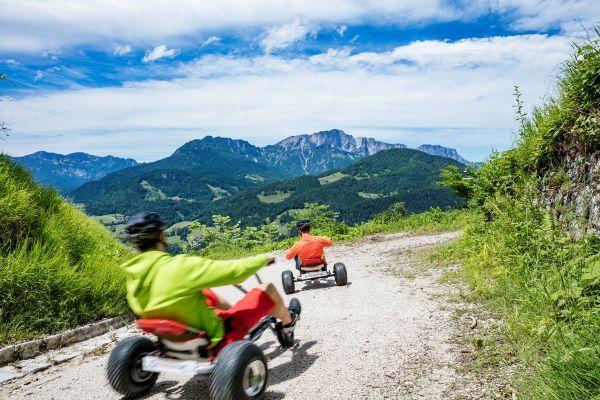 Mountaincart startet mit zahlreichen Innovationen in den Sommer