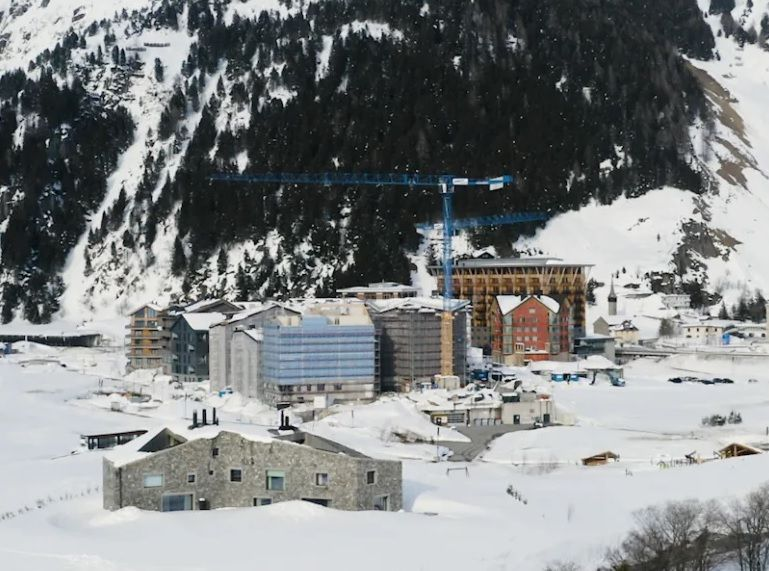 Rekordjahr für Andermatt Swiss Alps AG
