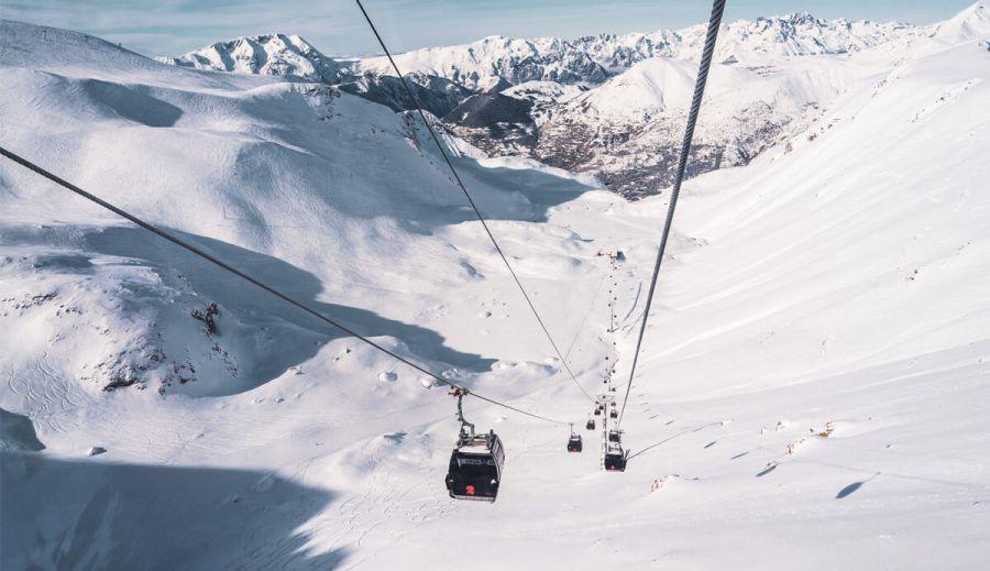 Northern Caucasus Resort wählt MND für den Bau einer neuen Seilbahninfrastruktur