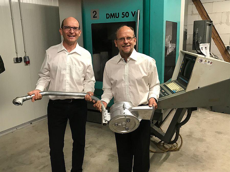 enrope GmbH – Ihre Experten für kleine Seilbahnen - stellen sich vor.