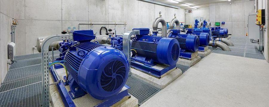 TechnoAlpin: Umfassende Kompetenz bei der Konstruktion von Maschinenräumen