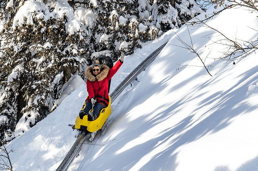 Sunkid: X-TREME luge – das Aushängeschild für Sommer- und Winteraktivitäten in La Rosière