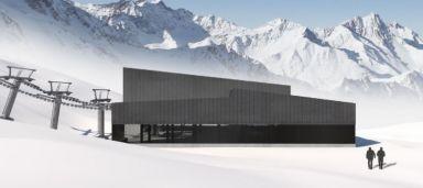 Kaunertaler Gletscher: Neu ab Winter 2021 - Weißseejochbahn 3.044