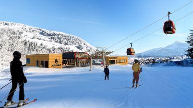 Kitzbühel: Fleckalmbahn Neu Winter 2019/20