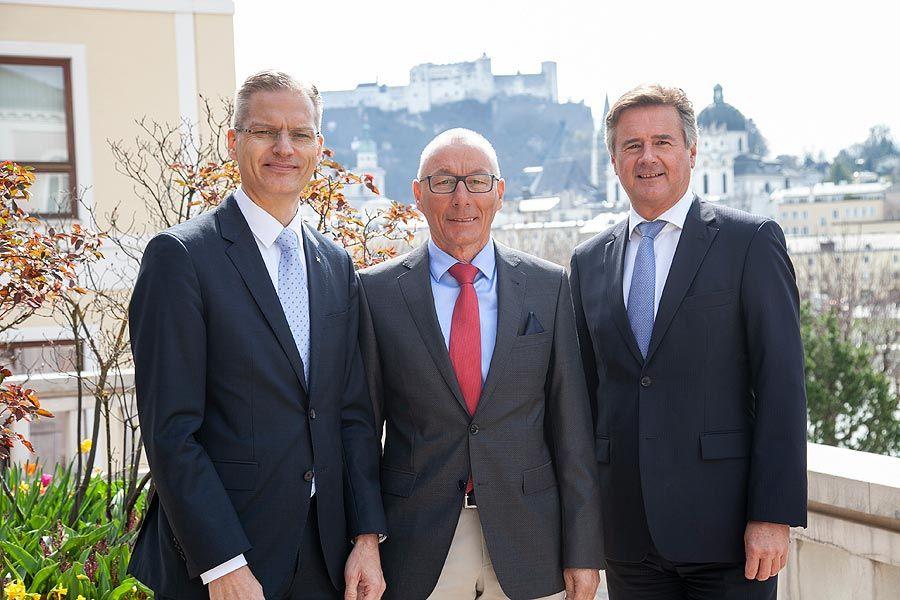 Ernst Brandstätter offiziell verabschiedet
