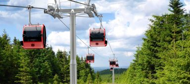 Schierke: Grünes Licht für Seilbahn zum Winterberg im Harz