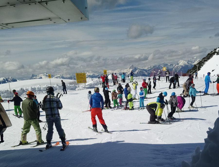 Sensationell: 6.000 Hochkar-Fans verabschieden Skiwinter
