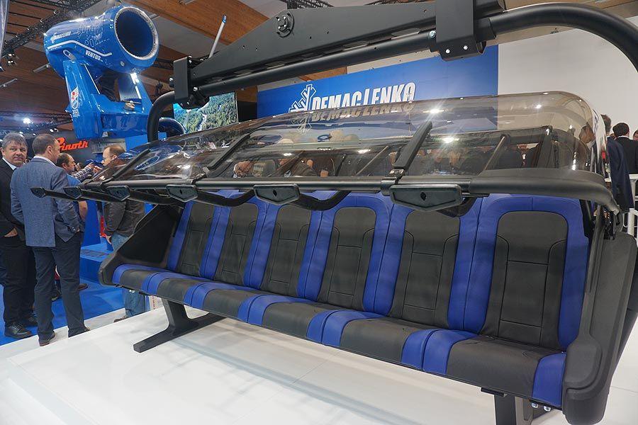 Leitner Premium EVO: Die Evolution des Sessels geht weiter