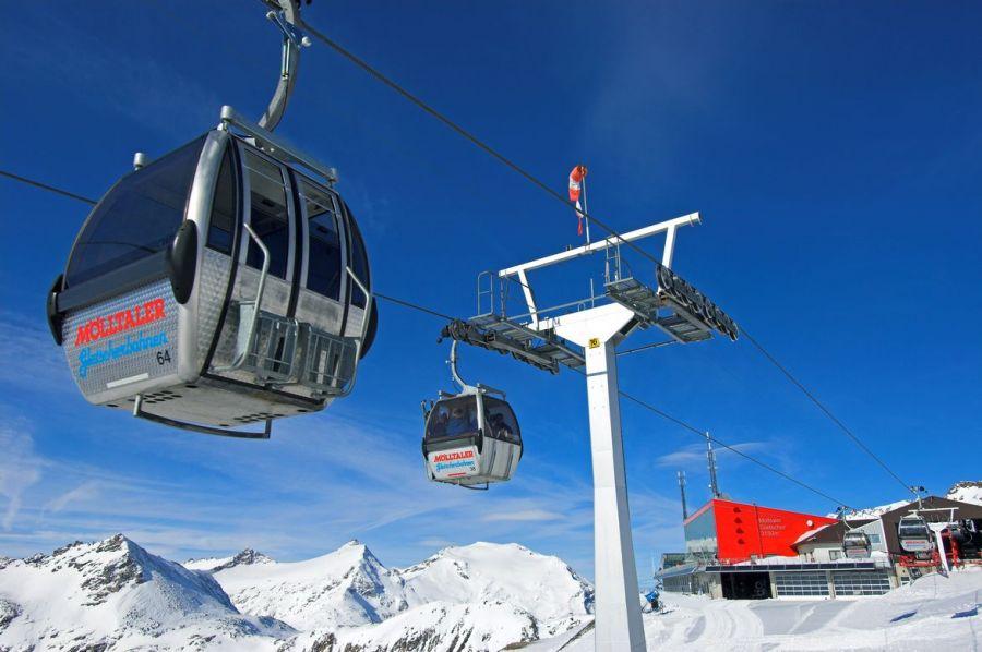 Tatry Mountain Resorts kauft Mölltaler Gletscher und Ankogel