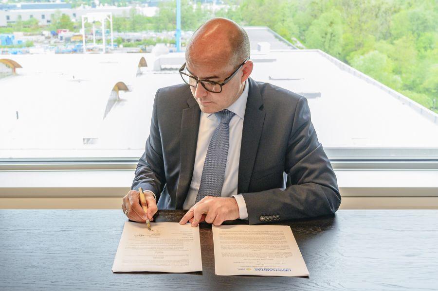 Doppelmayr und UN-Habitat verlängern erfolgreiche Zusammenarbeit