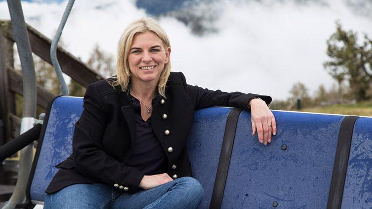 Hochrindl: Alexandra Bresztowanszky Unternehmerin des Monats