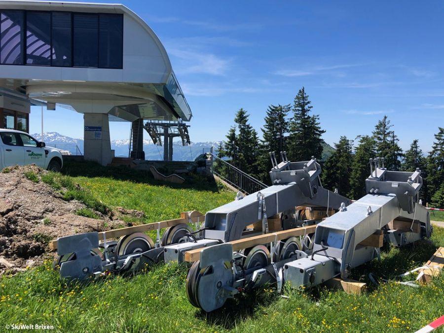 Brixen: Die erste Hi-Tech 8/10 Kombibahn der SkiWelt!