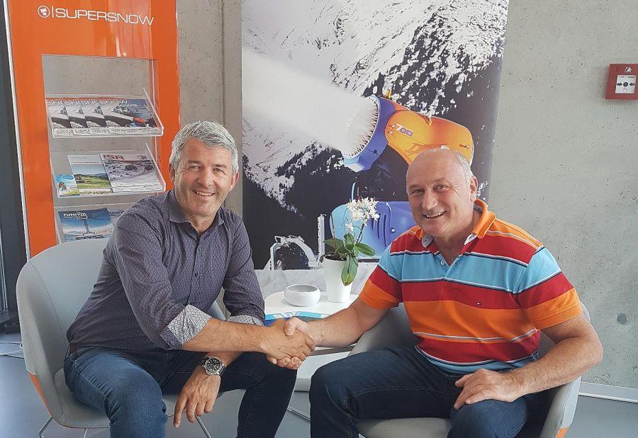 Rupert Müller übernimmt SUPERSNOW Vertrieb in Salzburg und Oberösterreich.